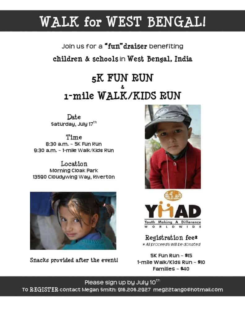 YMAD 5K Fun Run