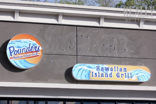 Pounders Hawaiian Island Grill
