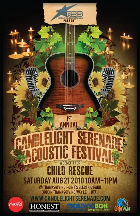 Candlelight Serenade Acoustic Festival