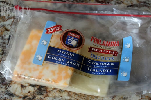 Finlandia reduced fat cheese