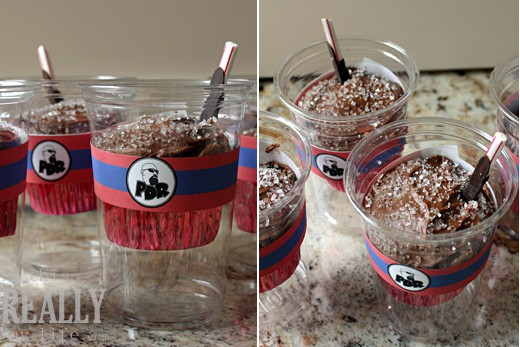 Big Gulp PDR Cupcakes