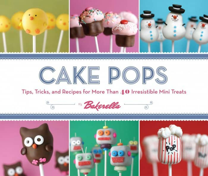 Bakerella Cake Pops cookbook