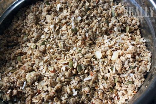 Deer Valley Granola recipe