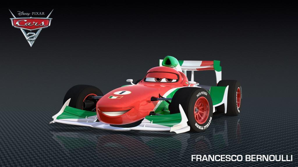 CARS 2 Francesco Bernoulli