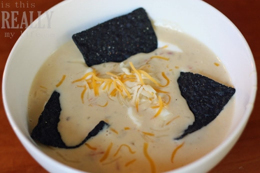 Halloween-witch-hat-enchilada-soup