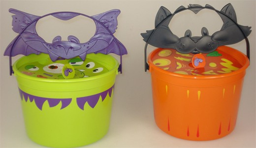 Happy Meal Halloween Pails