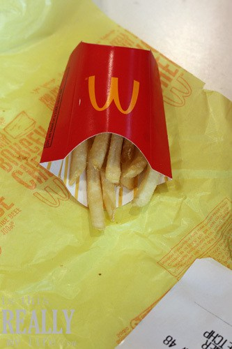 McDonald's Happy Meal fries