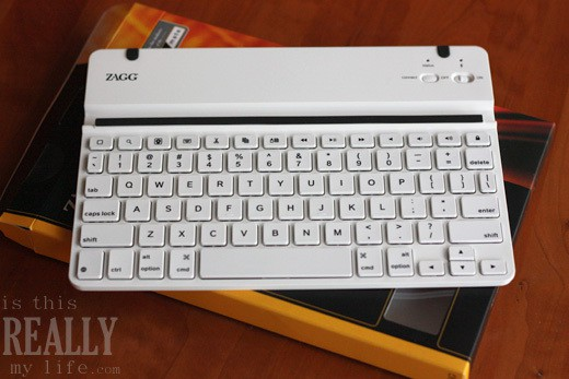 ZAGGfolio wireless Bluetooth keyboard