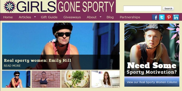 GirlsGoneSporty Emily Hill