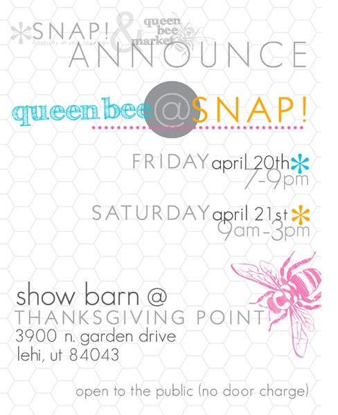 Queen Bee Market Snap conference