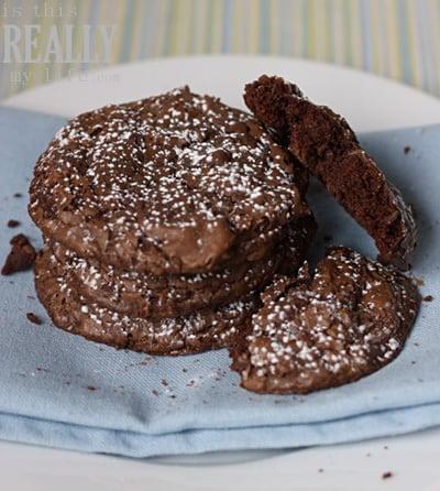 pinterest brownie cookies