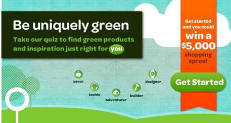 ebay green team earth day