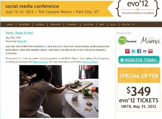 EVO conference