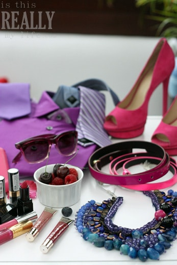 berry accessories