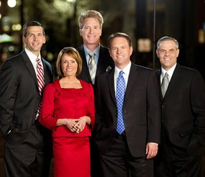 KSL 5 TV anchors