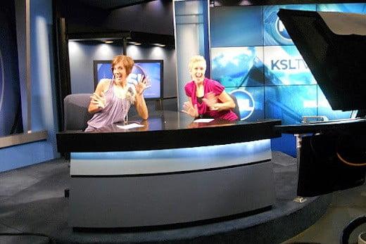 KSL news Brassy Apple