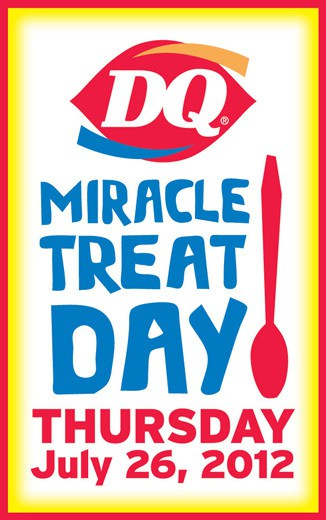 Children's Miracle Network Miracle Treat Day