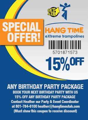 Get Air Hang Time deal coupon