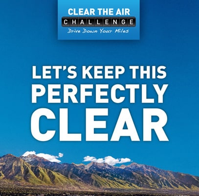 Clear the Air Challenge