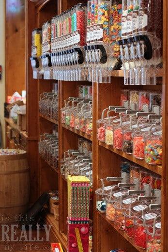 Blickenstaffs bulk candy