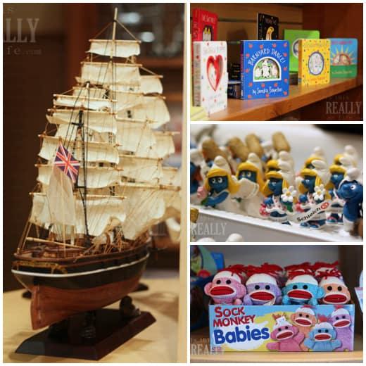 Blickenstaffs toy candy store
