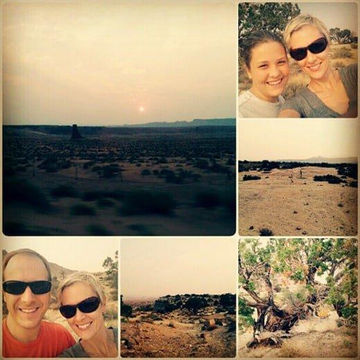 Lake Powell family vacation