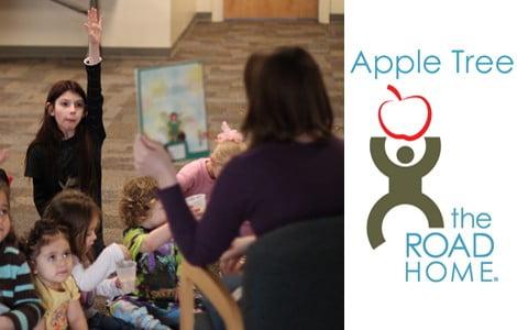 Road Home Apple Tree program