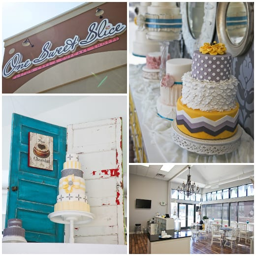 One Sweet Slice cake and cupcake shoppe