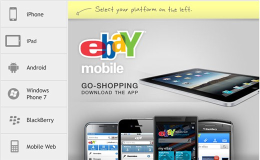 List with eBay Mobile app & win $25,000 | Half-Scratched