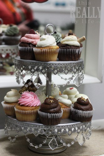 One Sweet Slice cupcake shop