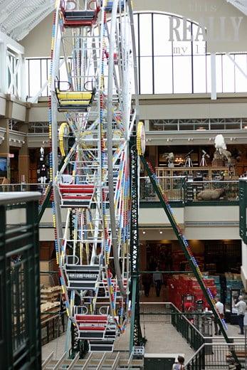 Scheels Utah Ferris Wheel