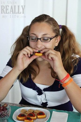 Tillamook healthy back to school snack