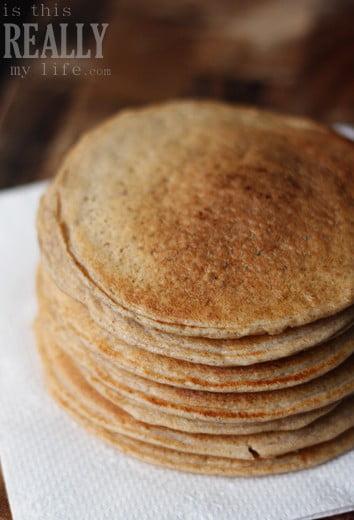 Biggest Loser pancakes