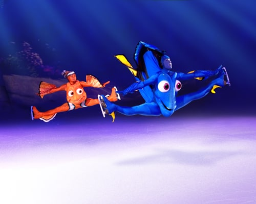 Disney on Ice 100 Year of Magic