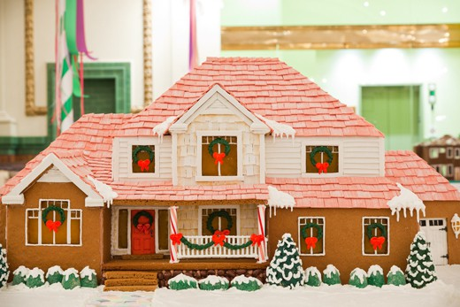 Ivory Homes Gingerbread House Contest