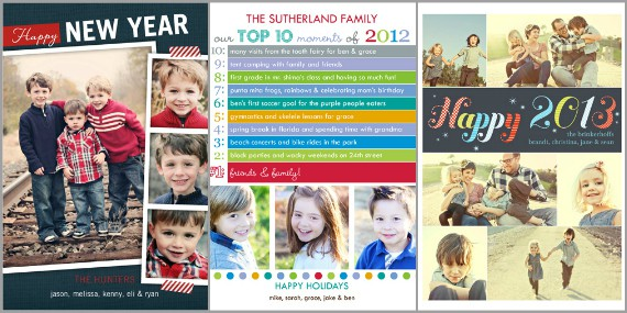 Shutterfly holiday photo cards