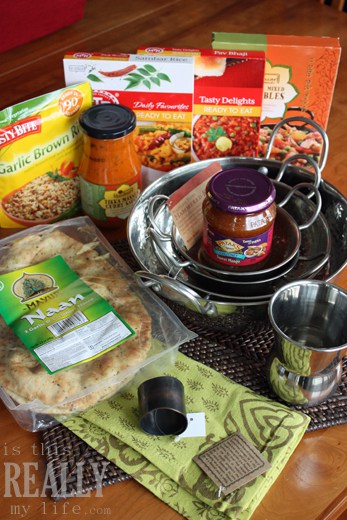 World Market Indian food & kitchenware