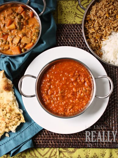 World Market Life of Pi Indian food