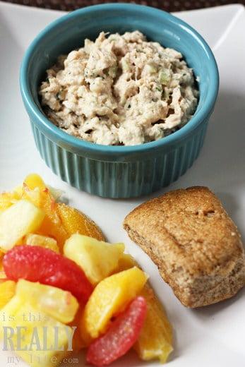 Diet-to-Go Orlean's tuna salad