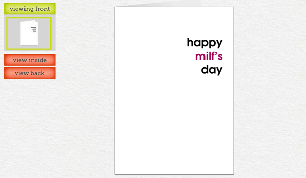 Cardstore Mother's Day cards
