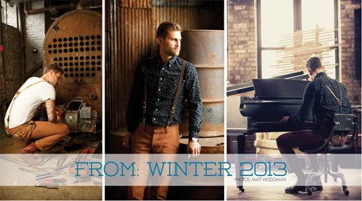 FOLK Magazine Winter 2012 issue