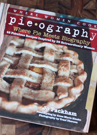 Pieography Where Pie Meets Biography