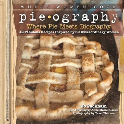 Pieography recipe book