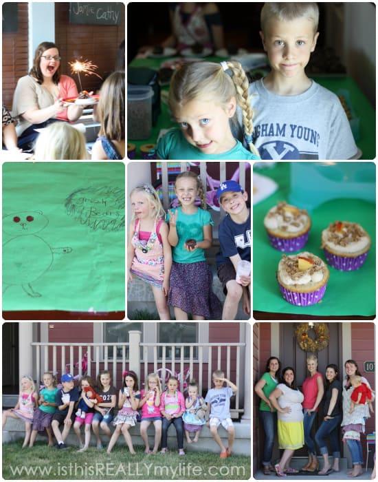 Cupcake Wars play date