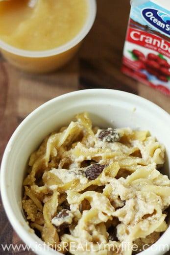Diet-to-Go noodle kugel