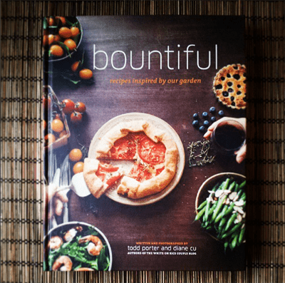Bountiful cookbook from White on Rice Couple