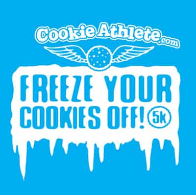 Freeze Your Cookies Off 5k