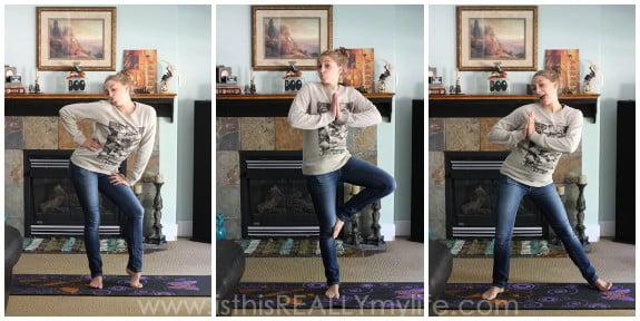 Madison yoga poses