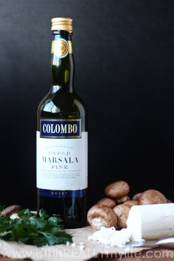 Colombo sweet Marsala wine