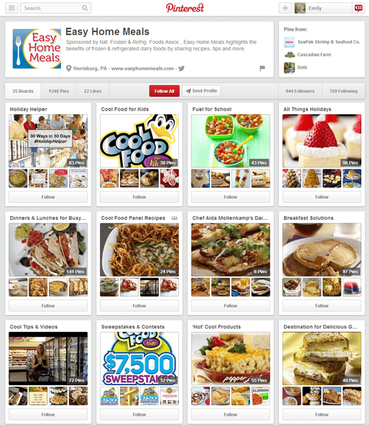 Easy Home Meals on Pinterest